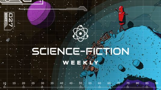 Science-Fiction Weekly - Jettomero, Planet Of The Eyes, Morphite, Transcripted