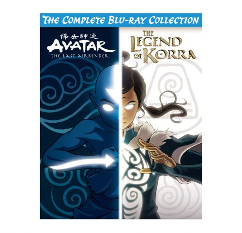 Cyber Monday 2019: Avatar, Legend Of Korra Bundled In Complete Blu-Ray Collection For $41
