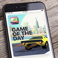 Mobile games continue to drive App Store spending in the U.S