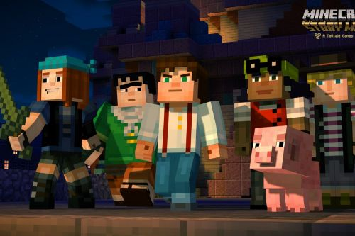 Don't buy these $100 Minecraft: Story Mode episodes on your Xbox 360