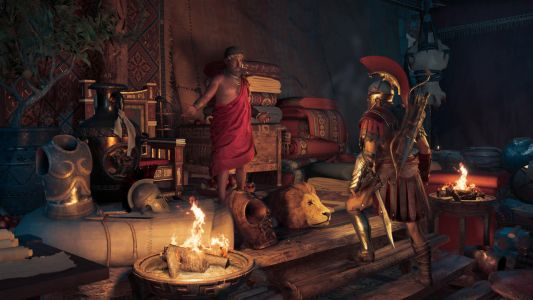 Assassin's Creed Odyssey Season Pass Announced, Includes Remastered Assassin's Creed 3 And More