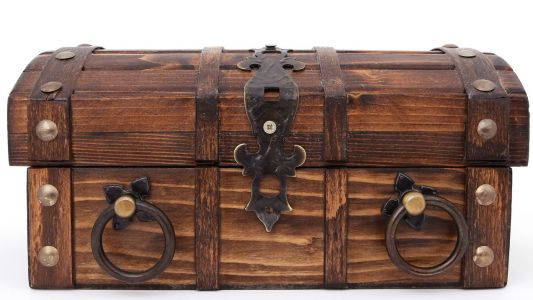 The ultimate treasure chest for creatives