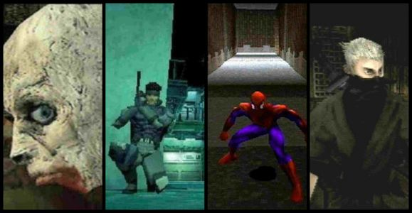 15 Games Sony Should Include on the PlayStation Classic