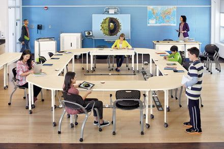 FLI Charge's conductive wireless charging could revolutionize classroom tech