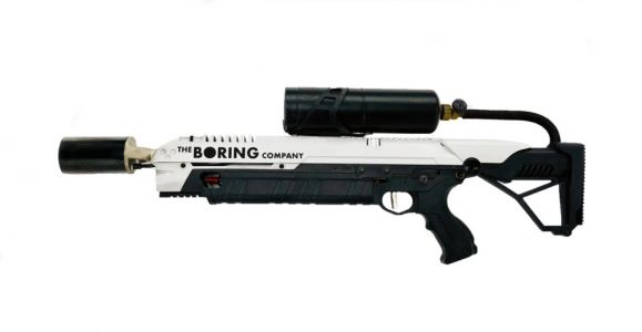 Elon Musk sells all 20,000 $500 Boring Company flamethrowers