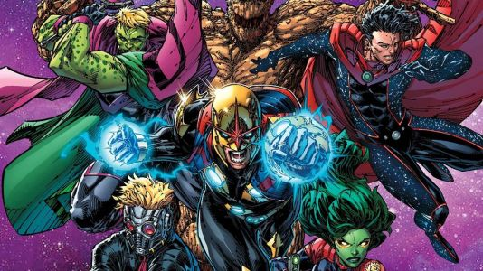 Marvel Is Set to Launch New Space Age with GUARDIANS OF THE GALAXY 13