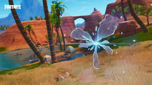 Fortnite Season 5 arrives with desert, rifts and new vehicle