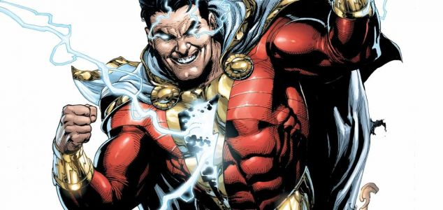 DC's Shazam Movie Release Date Confirmed