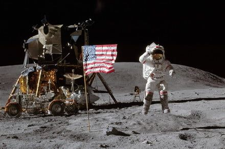 Another giant leap: U.S. plans to send astronauts back to the moon by 2024