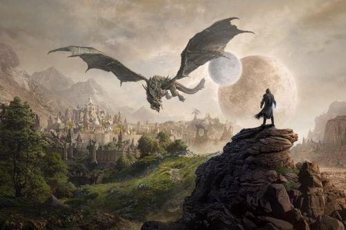 Need your dragon fix after Game of Thrones' finale? Head to Elder Scrolls Online's Elsweyr expansion