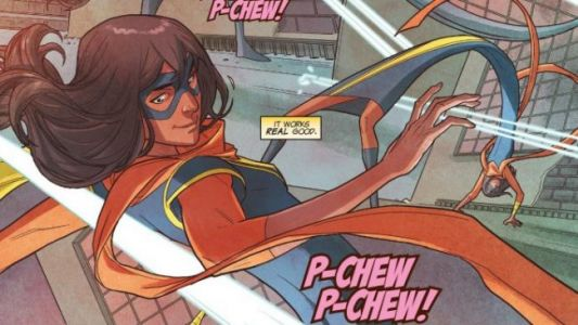 'Ms. Marvel' Joins The MCU in New Disney+ Show