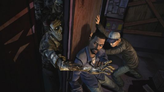 Former Telltale Developer Shows 'Alternate Ending' To The Walking Dead's First Season