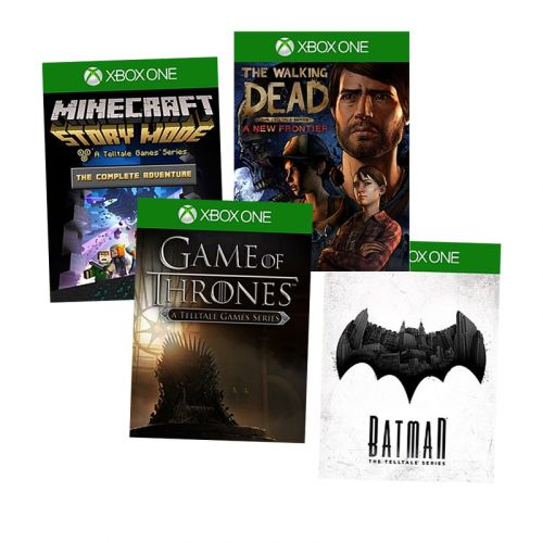 Telltale Games for Xbox One from Batman to Walking Dead are up to 75% off today