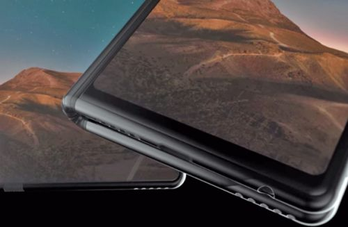 New video shows off the foldable Samsung Galaxy F of your dreams