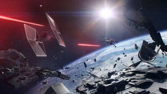 Star Wars Battlefront II will get 'Capital Supremacy' mode for 40 players