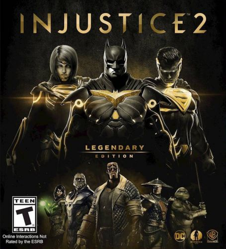 """Injustice 2 """"Legendary Edition"""" now available to pre-order, to be released March 27"""