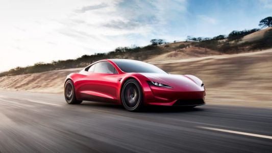 "Tesla Roadster ""special option package"" will make it even faster"