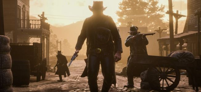 Red Dead Redemption 2 Game Size Confirmed, And It's Huge As Expected