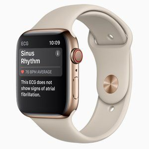 Apple Watch Series 4 ECG functionality is also coming to Canada. maybe. eventually