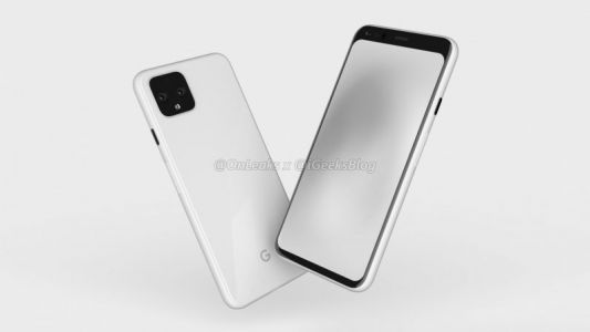 Pixel 4 leaks show the notch will be replaced for a chunky forehead with a neat trick