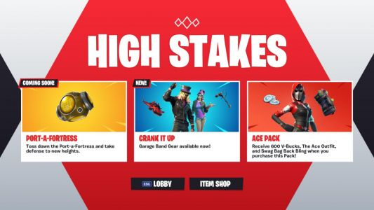 Fortnite Adds New Item Ahead Of Season 6