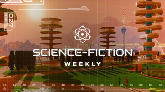 Science-Fiction Weekly - Surviving Mars, Vicious Attack Llama Apocalypse, Tesla Vs. Lovecraft