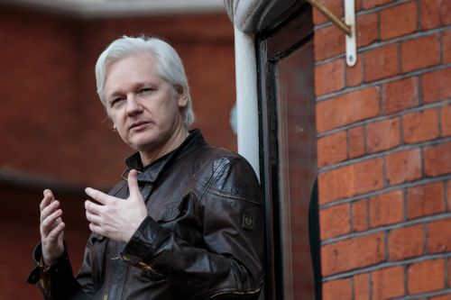 Charges against Julian Assange revealed in apparent copy-and-paste error
