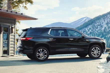 2018 Chevrolet Traverse: Release date, prices, specs, and features