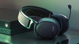 SteelSeries Arctis 9X Xbox wireless headset on sale at Amazon Canada
