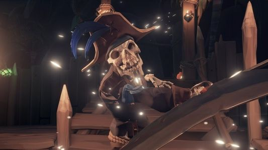 E3-exclusive Sea of Thieves cosmetics going for up to $100 on eBay