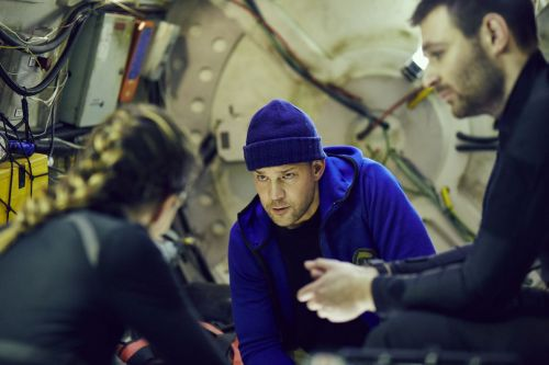 The Chamber is a new film set in a sinking submarine