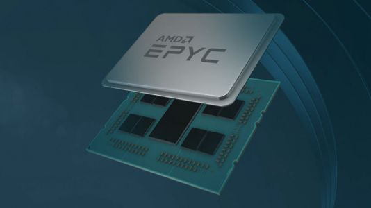 AMD Epyc CPU with 39.5 billion transistors is a jaw-dropping sight under the microscope