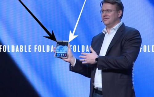 Galaxy F Foldable Phone made simple: A quick list of basics