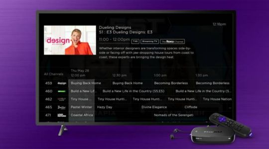 Roku's new Live TV Channel Guide is a portal to free television