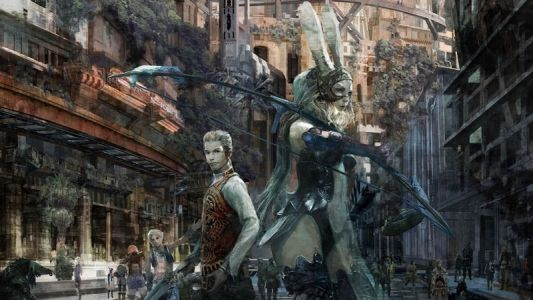 Previous PlayStation exclusive Final Fantasy XII: The Zodiac Age lands on PC next month