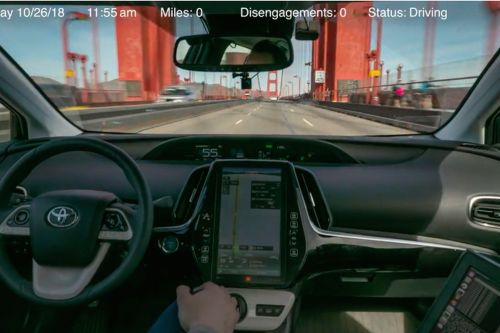 Controversial ex-Uber engineer claims to have completed a coast-to-coast self-driving trip