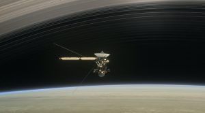 NASA's Cassini Probe Will Collide With Saturn This Friday
