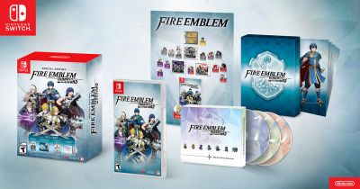 Nintendo launches special 'Pokémon' and 'Fire Emblem' bundles