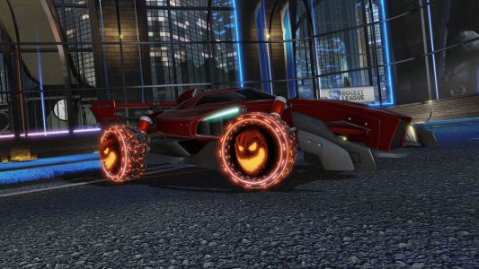 Rocket League's Halloween-Themed Event Returns