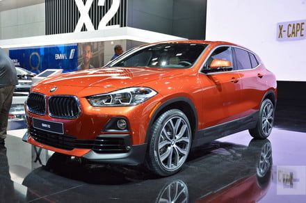 BMW explains how the first-ever X2 will become king of the urban jungle
