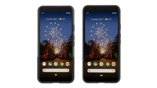Here are the first official Pixel 3a and Pixel 3 XL renders