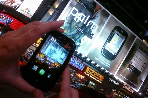 What the iPhone X borrowed from the Palm Pre