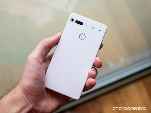 Essential Phone 2 reportedly canceled, Andy Rubin considering selling the company