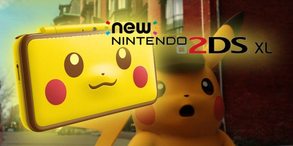 New Nintendo 2DS Pikachu Edition is Freakin' Adorable