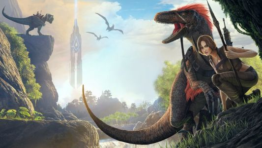Ark: Survival Evolved's Aberration expansion launches in December