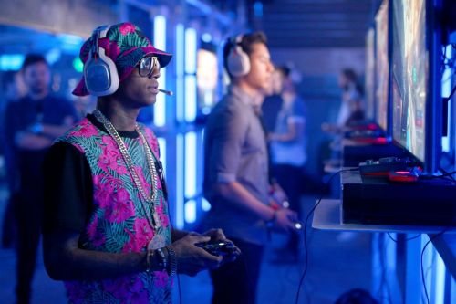 Soulja Boy is selling his own video game consoles