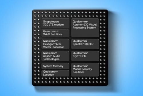 Qualcomm's Snapdragon 850 PC chip boosts performance, pushes battery life to a new high