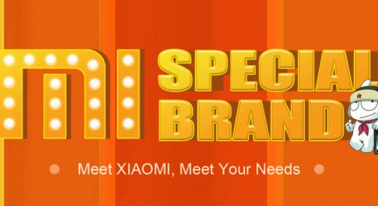 Xiaomi Special Brand Sale Kicks Off at Coolicool