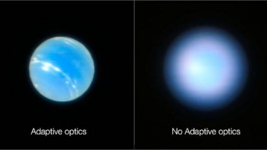 Telescope's Optic Upgrade Produces Super Sharp Images
