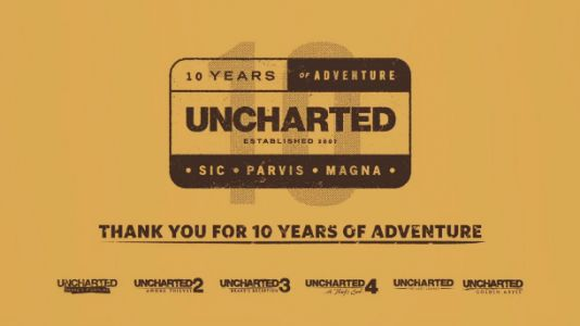 Naughty Dog Offers Free PS4 Theme And Avatar To Celebrate 10 Years of Uncharted